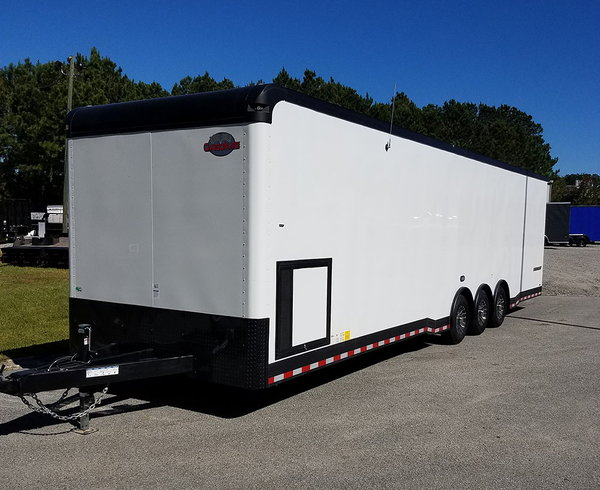 2019 Cargo Mate 8.5x34 Eliminator with the Super Stock pkg