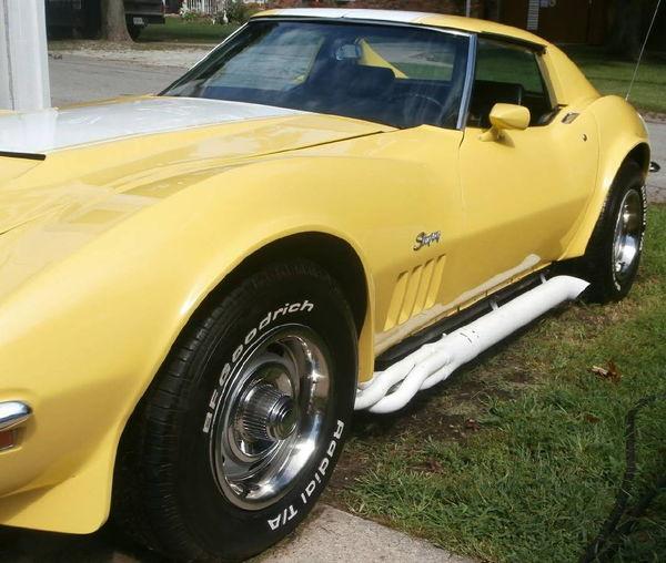 1969 CHEVROLET CORVETTE  for Sale $24,949