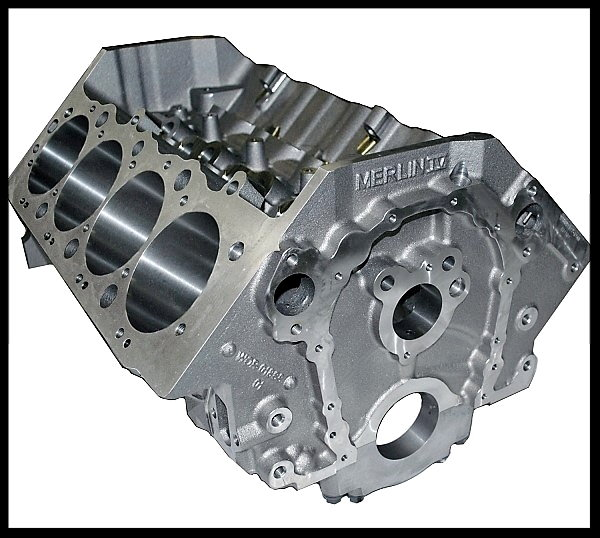 BBC CHEVY 572 PRO STREET ENGINE, WORLD MERLIN IV BLOCK 776HP  for Sale $8,950