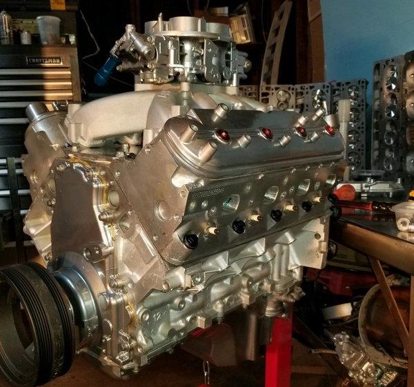 550 HP 383 LS STROKER for sale in Pensacola, FL, Price: $5,999