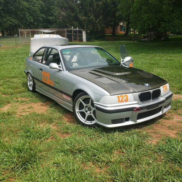 e36 M3 BMW NASA TT4  for Sale $13,000