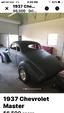 1937 Chev Coupe (Fiberglass body)  for sale $5,000