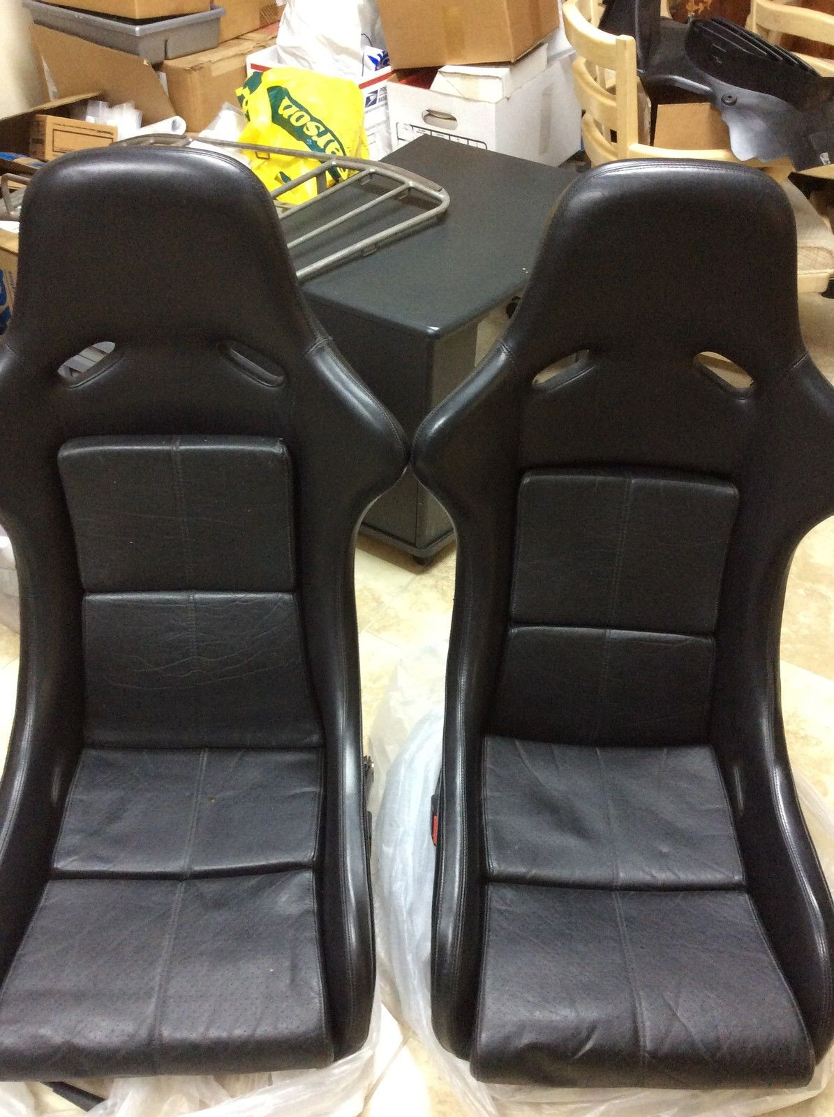 Seats Showcase Recaro Oem Hardback Bucket Sport Shells