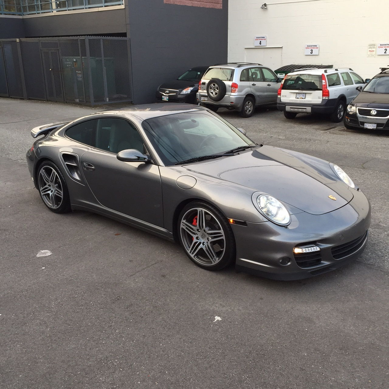 2007 porsche 997 twin turbo rennlist porsche discussion forums. Black Bedroom Furniture Sets. Home Design Ideas