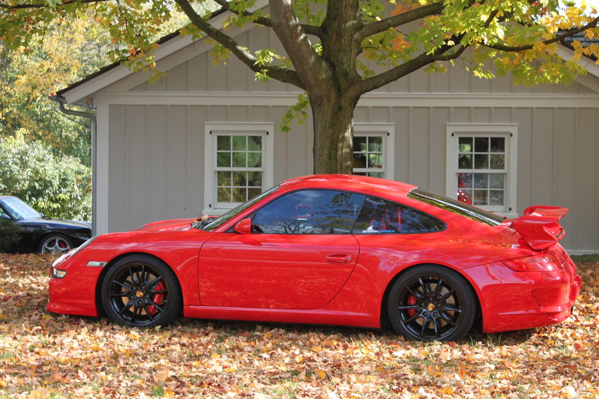 Wtb 997 1 Gt3 Red Page 2 Rennlist Porsche Discussion Forums