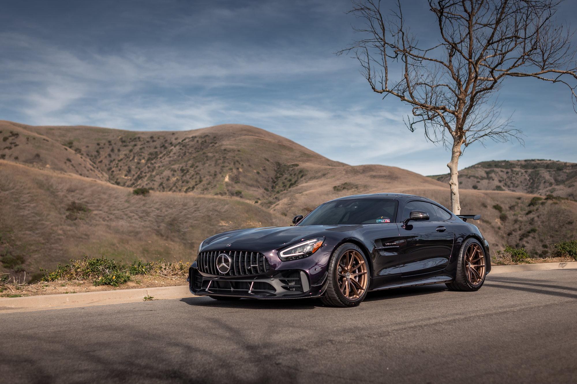 2020 Mercedes Amg Gt R Pro 1 Of 1 Northern Lights Violet Metallic Rennlist Porsche Discussion Forums