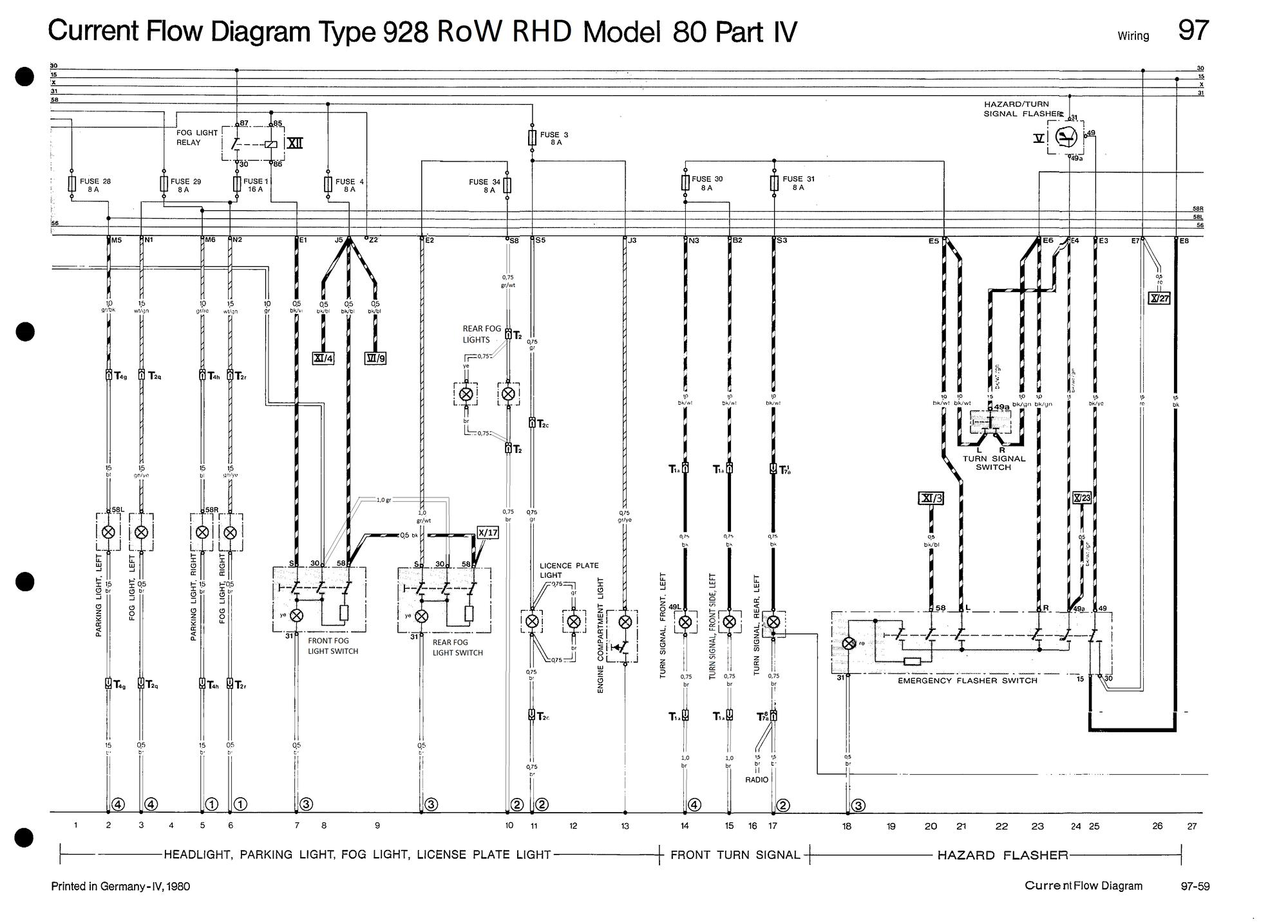wiring diagram help - re  upgrading to euro driving    fog - take 2 - rennlist