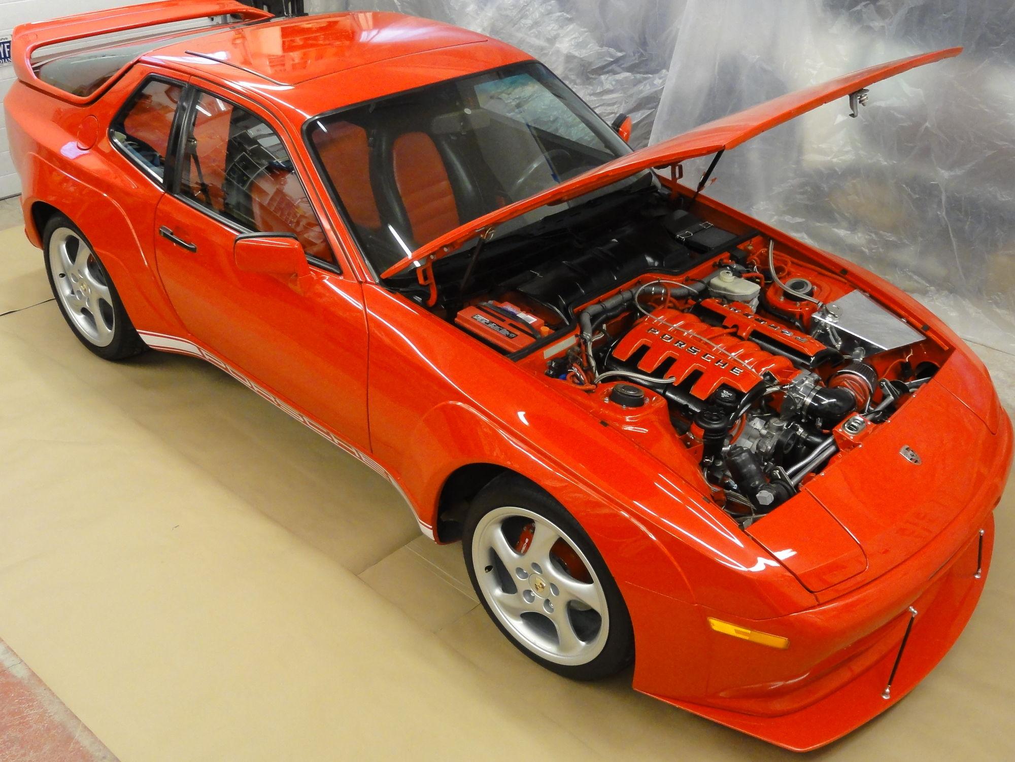 Fs Widebody 1988 Porsche 944 Ls1 Rennlist Porsche