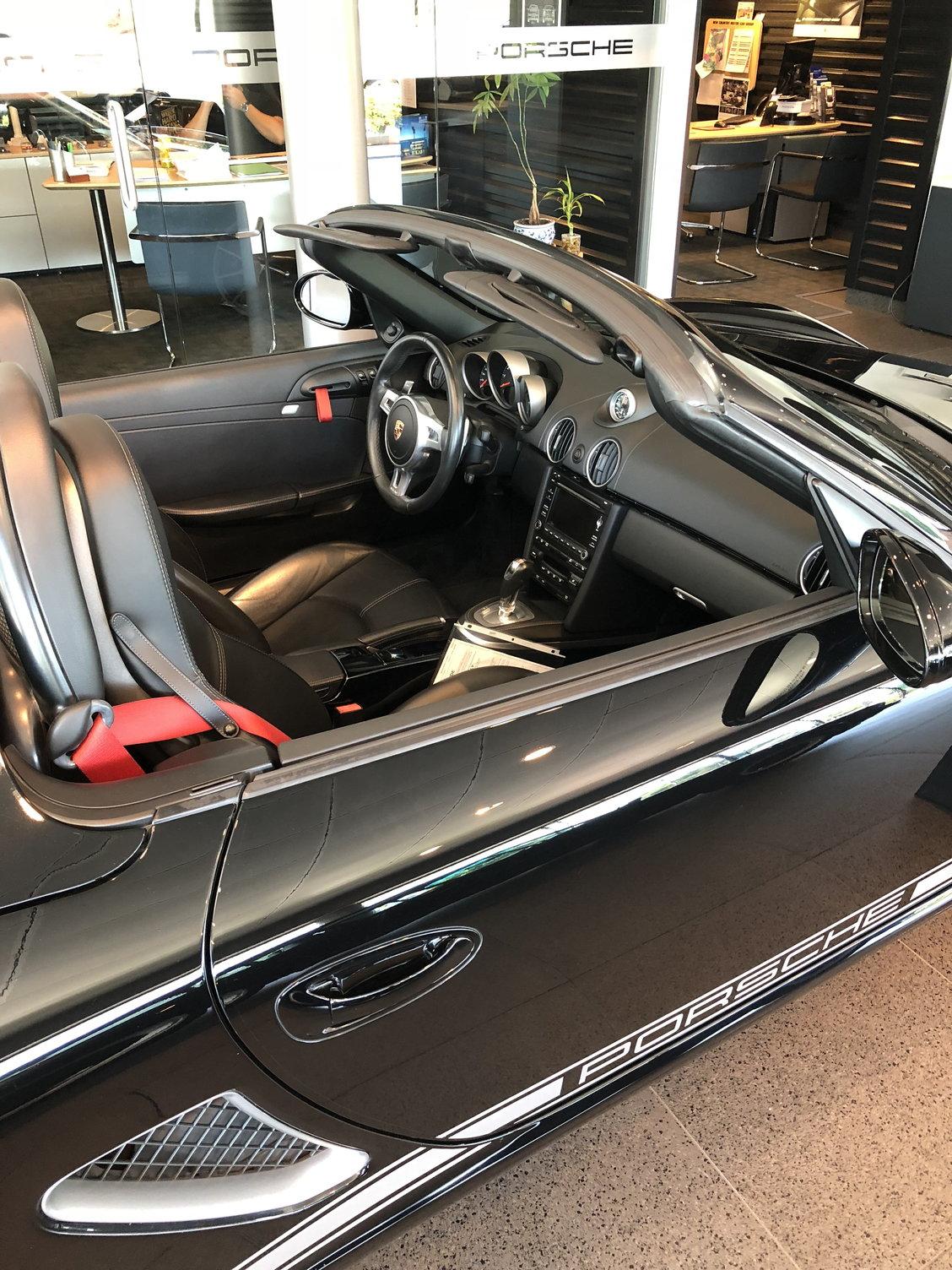 Porsche Clifton Park >> Dealer Inventory 2011 Boxster Spyder Rennlist Porsche