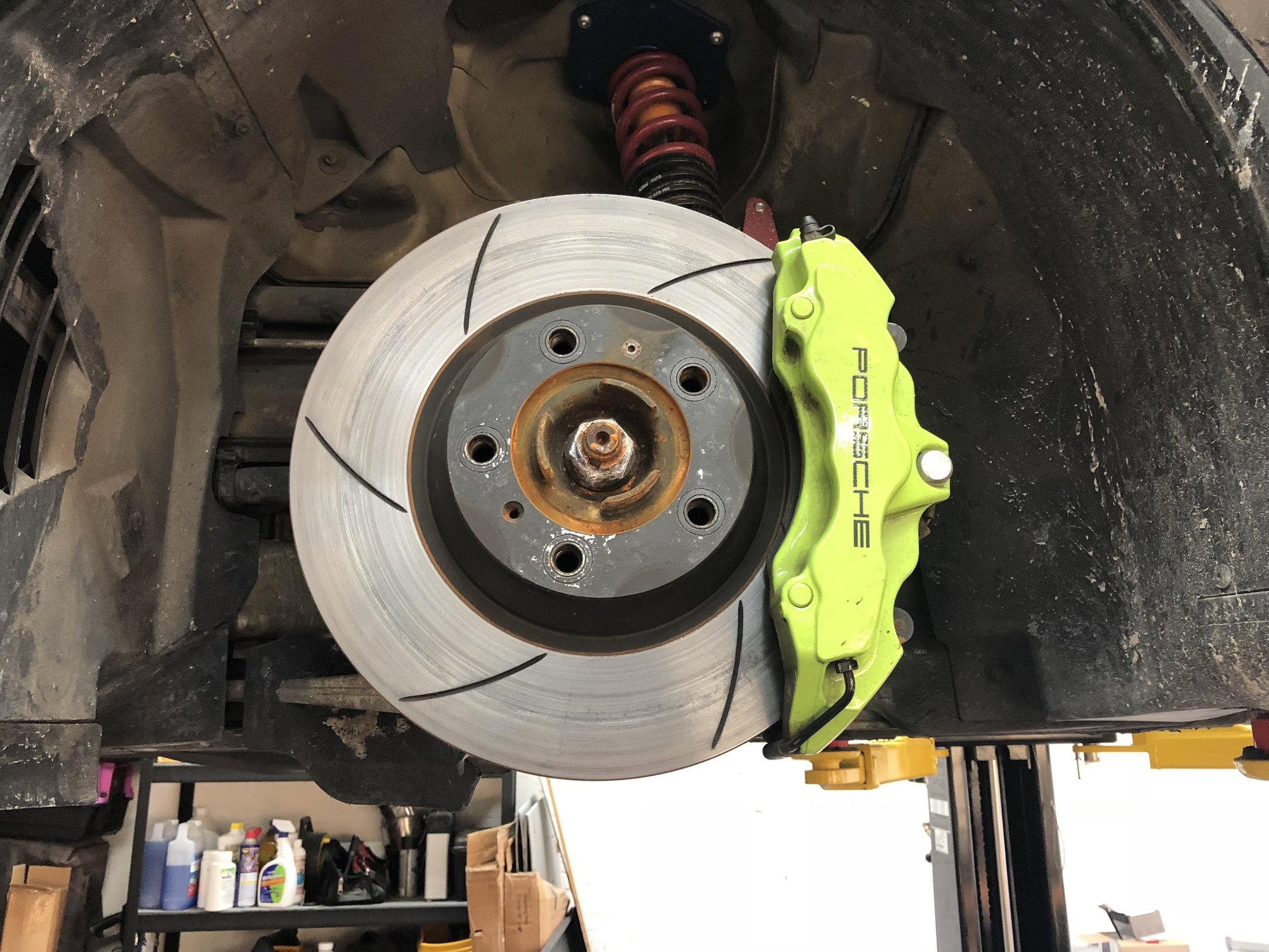Brakes Plus Near Me >> Porsche 996 Gt2 Calipers Rotors Rennlist Porsche