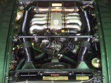 Clean 78 928 engine