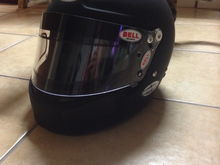 Bell infusion force air helmet