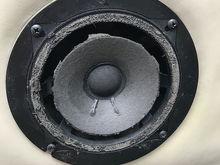 Original front door speaker