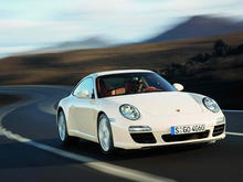 2009 Porsche 997 - the inspiration of my front valence project.