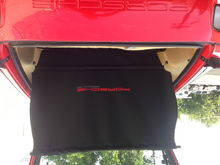Luggage Cover rear