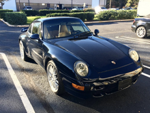 An older 911, what model is this?