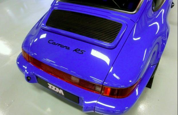 Porsche Maritime Blue Paint Code