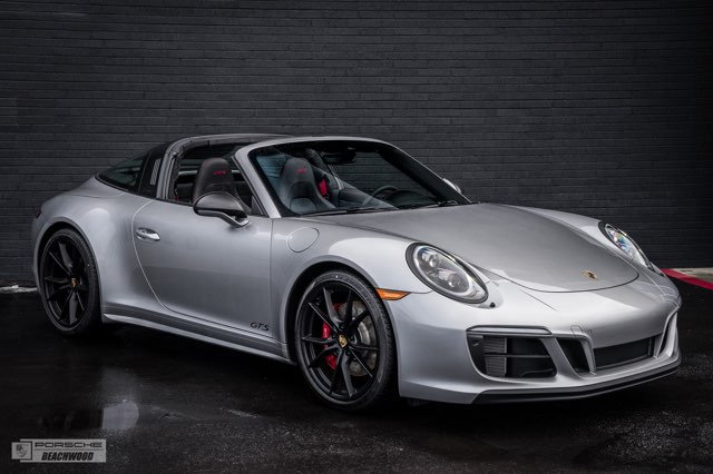 2018 Targa 4 Gts Manual Rennlist Porsche Discussion Forums