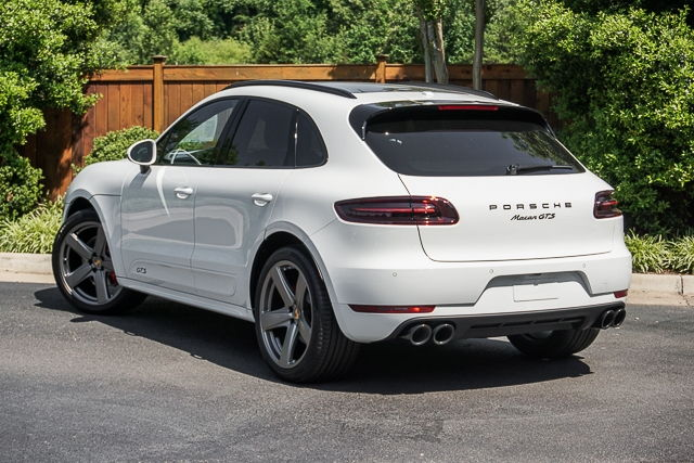 Dealer Inventory 2017 Porsche Macan Gts Carerra White