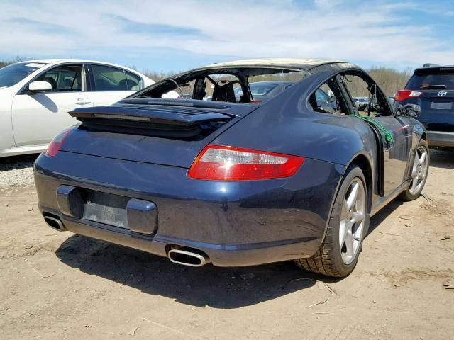 2005 Porsche 911 Carrera 3.6 48K Part Out
