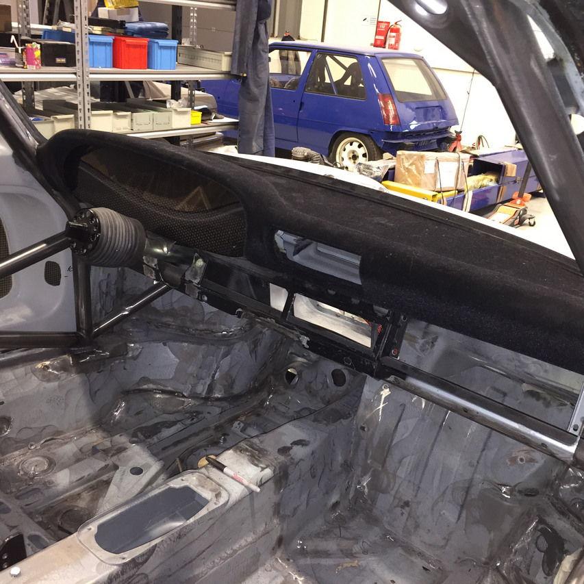 "Porsche 993 Engine Lid: 993 GT2 EVO Build Thread ""Winter Project 2014"""