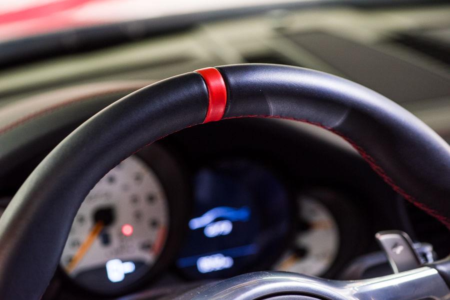 Top Center Marker On Steering Wheel Page 4 Rennlist