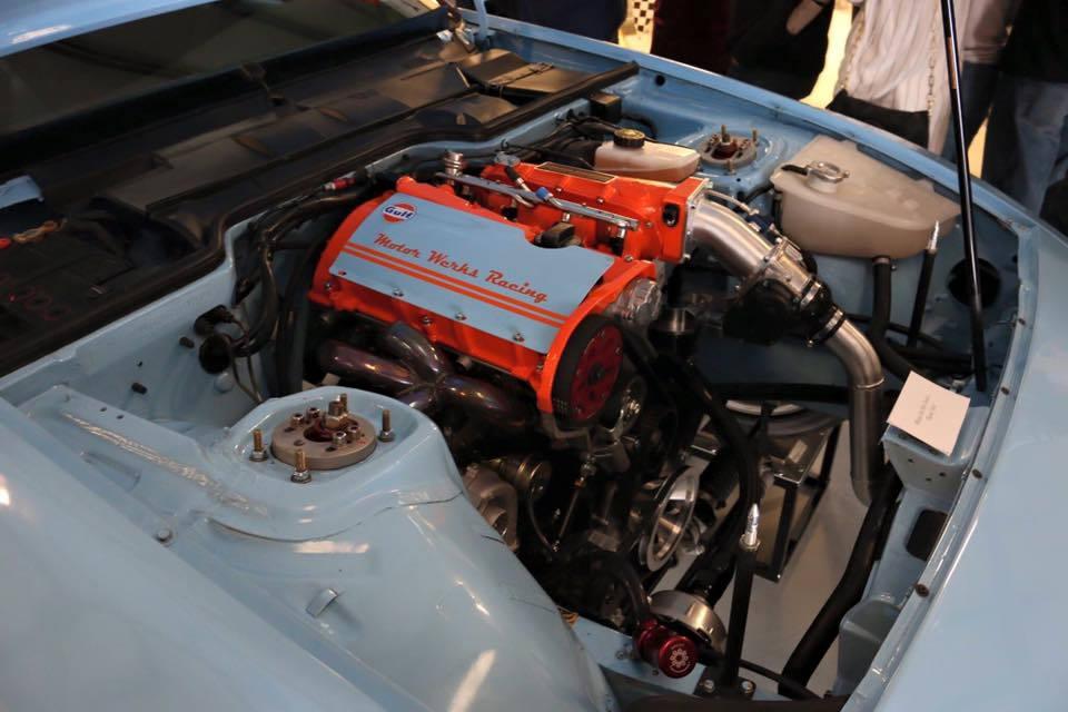 Anyone Seen This Motor Werks Racing 1 8l 944 Turbo