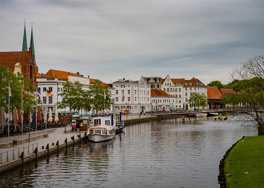 In Lubeck, Germany