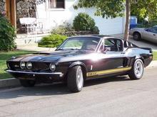 GT500 Clone