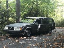 1993 Volvo 960 SW