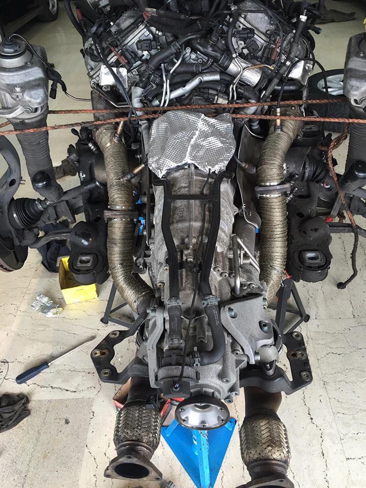 help plz    bentley k16 turbo diverter valve swap with Forge