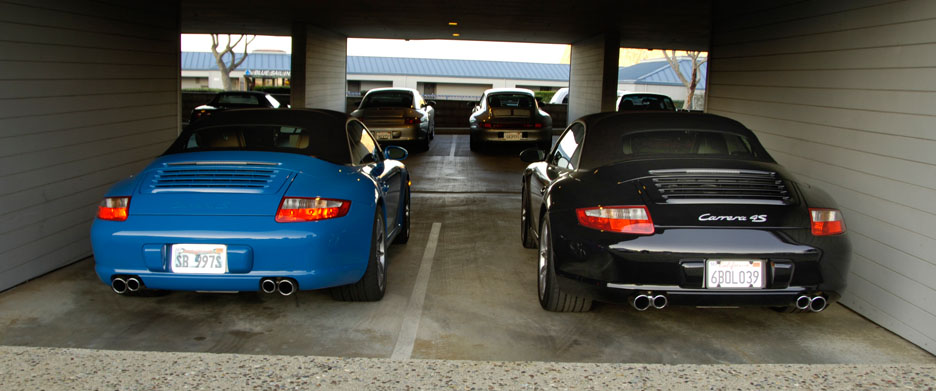 Narrow Vs Wide Body 997 911 Page 3 6speedonline