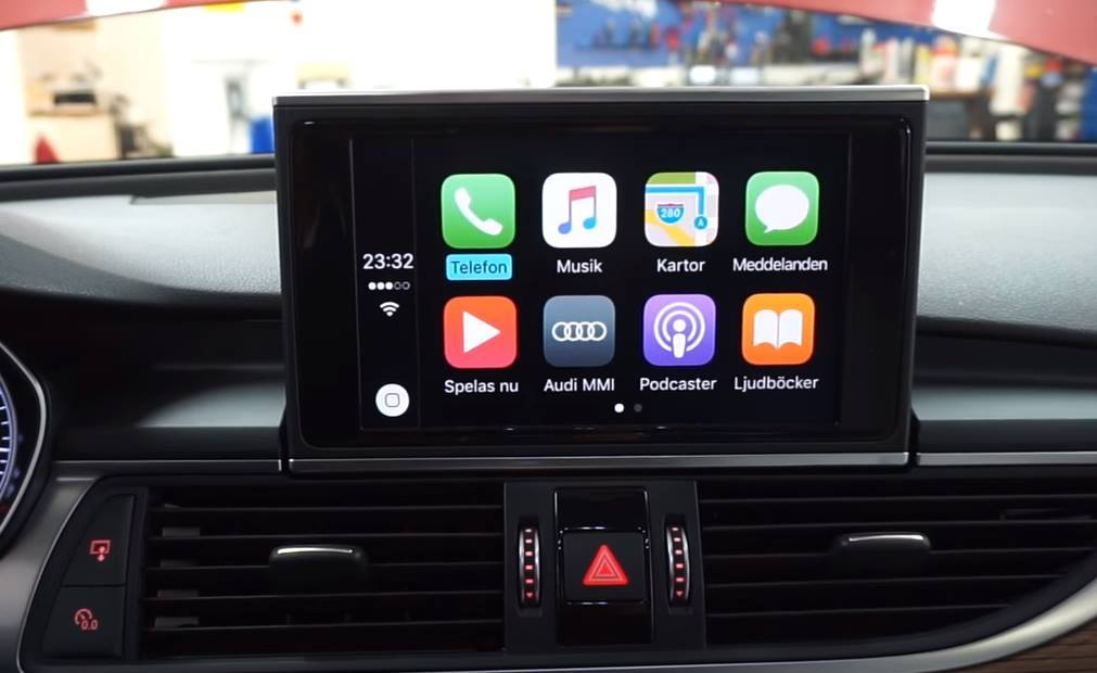 Audi Smartphone Interface - AudiWorld Forums