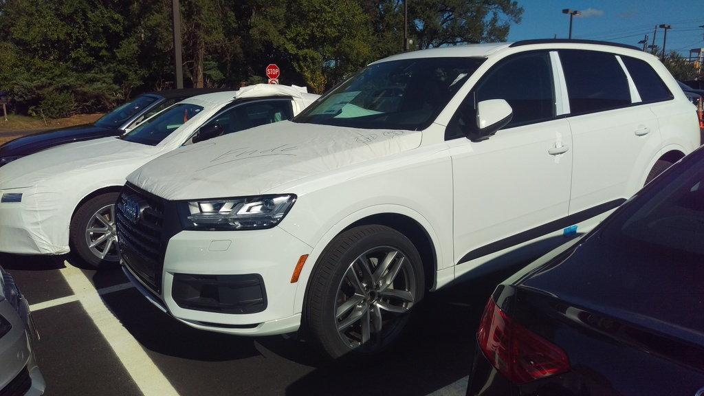 Audi Q7 4M Photo Gallery ****** - AudiWorld Forums