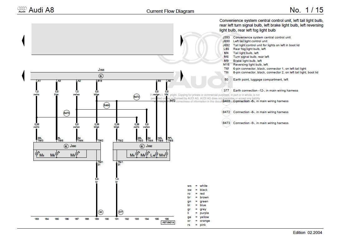 98 Audi A4 Wiring Diagram - Wiring Diagram For 4l60e Transmission  oneheart.au-delice-limousin.fr | Audi A4 Wiring Diagram 1998 |  | Bege Place Wiring Diagram - Bege Wiring Diagram Full Edition