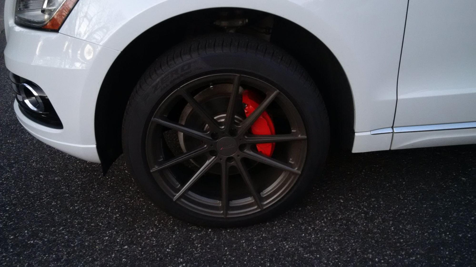 Painting Brake Caliper Need Color Suggestion For Daytona