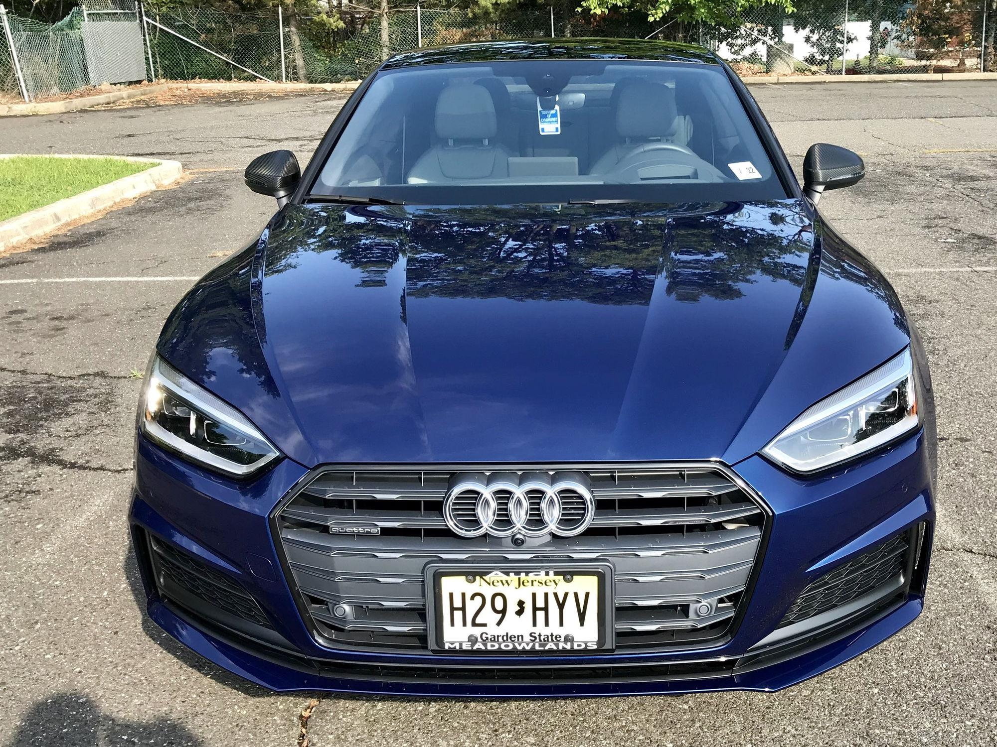 My De Chromed Scuba Blue A5 Audiworld Forums