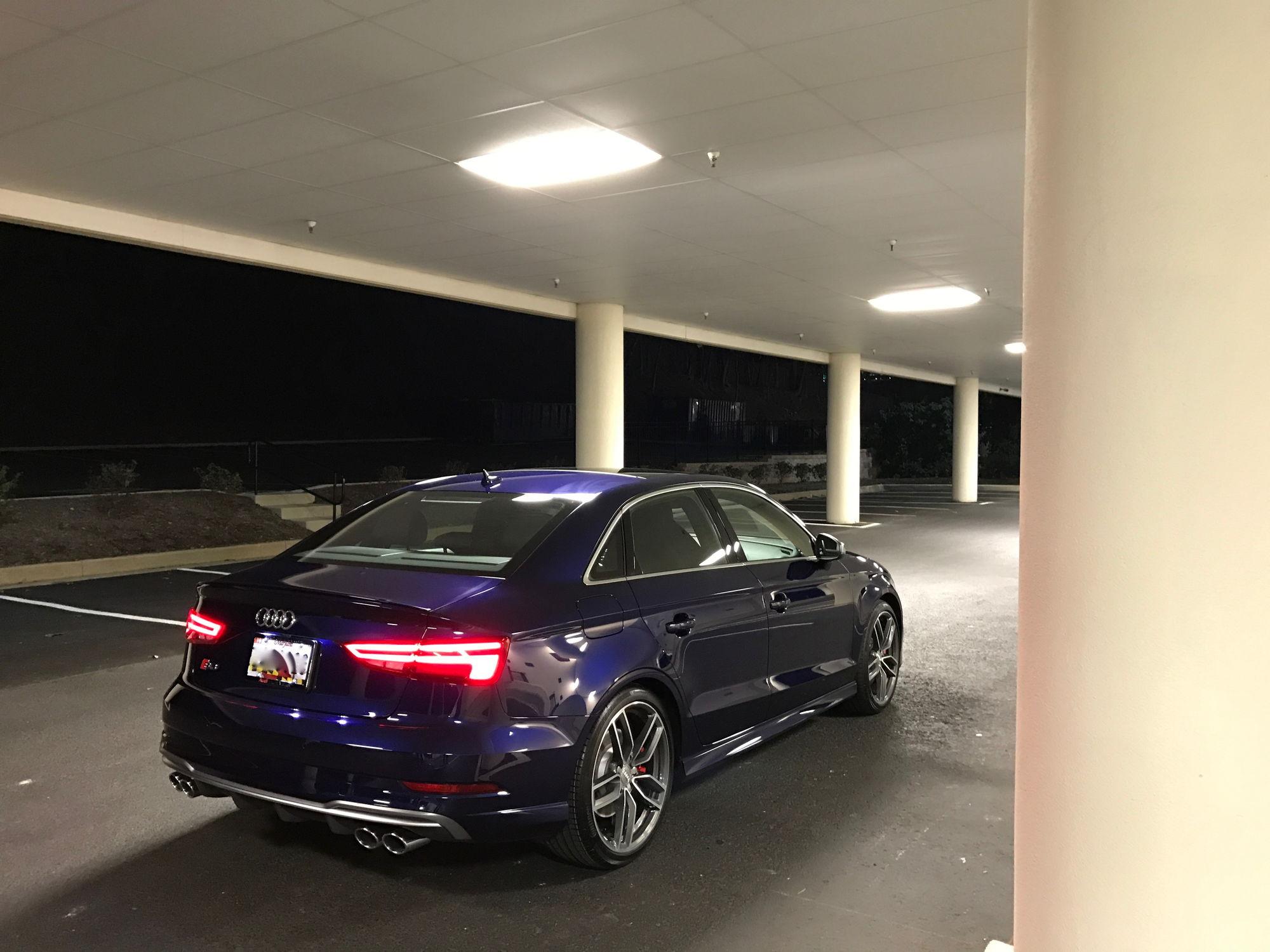 Navarra Blue Facelift - AudiWorld Forums