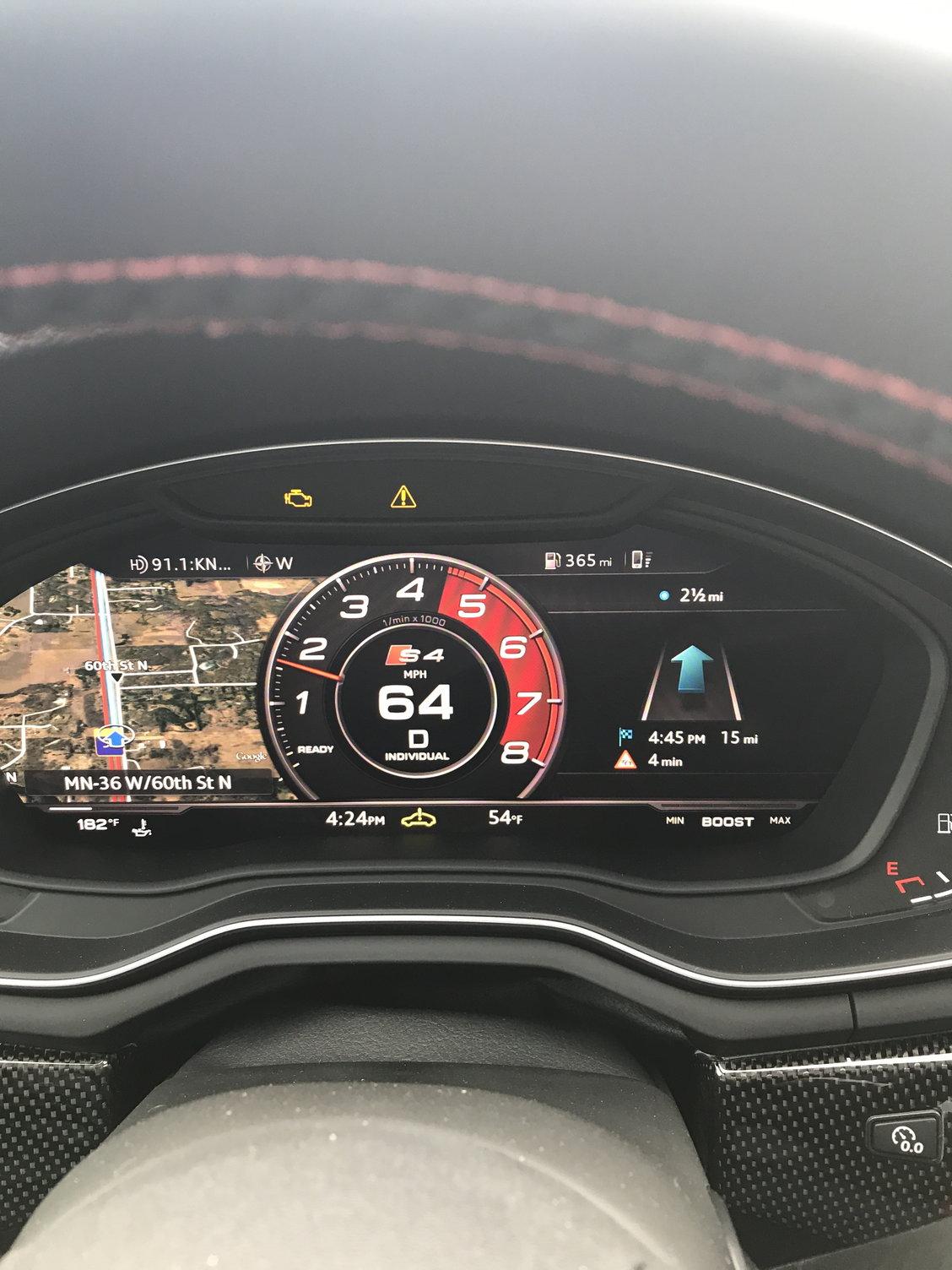 Drive System Malfunction - Auto Start Stop - AudiWorld Forums