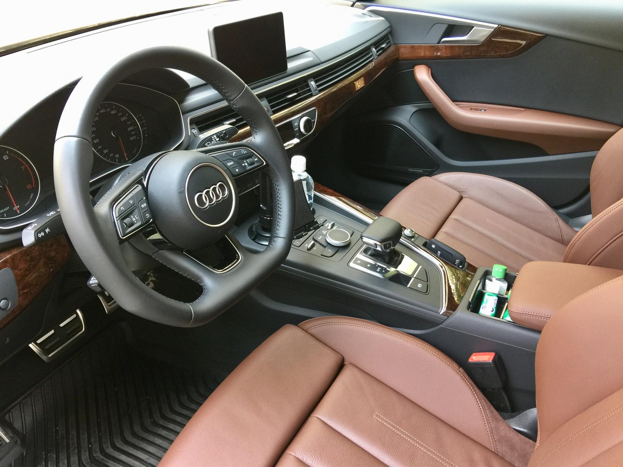 Interior Mods - AudiWorld Forums