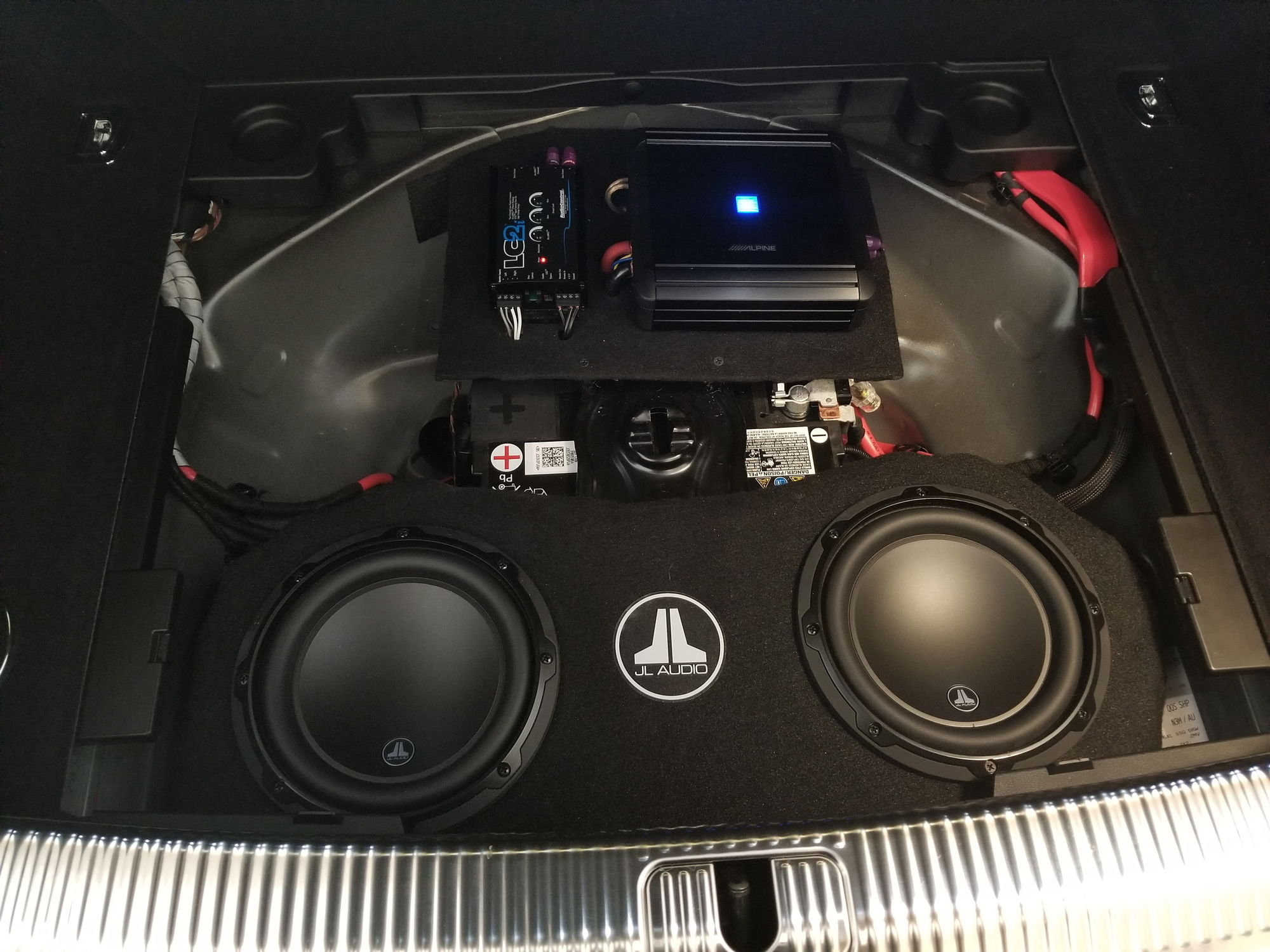S5 Sportback B Amp O Speaker Question