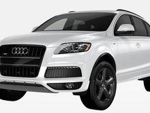 Audi 2015 Q7 TDI