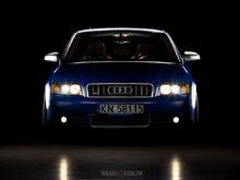 2004 Audi S4 B6 Photos by www.rimlightstudio.com