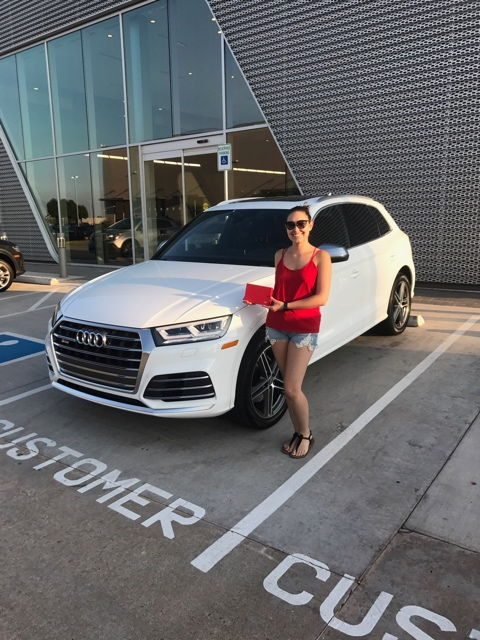 2018 Ibis White SQ5 added to the Family! - AudiWorld Forums