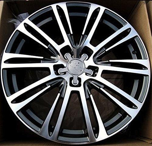 """Audi Q5 20""""x9"""" OEM A7 Sport Wheels + Bridgestone Potenza S"""