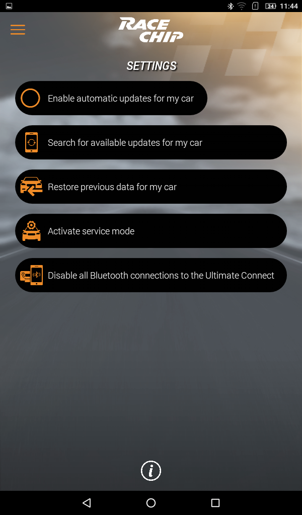 Racechip RS bluetooth - AudiWorld Forums