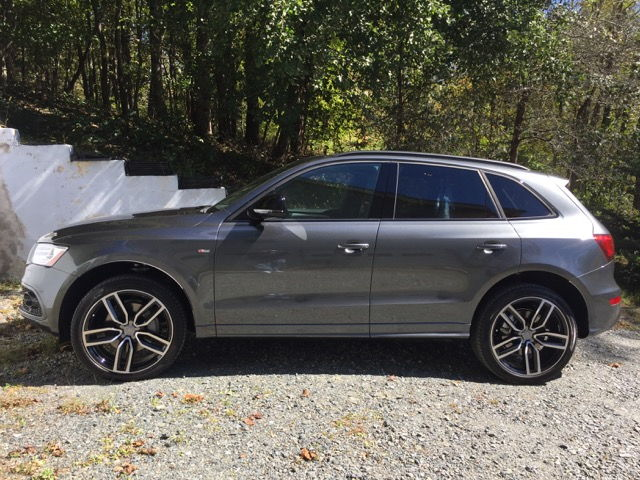 SQ5 Winter Wheels/Tires - Page 19 - AudiWorld Forums
