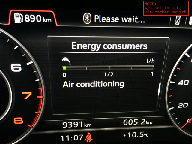 Why does Auto climate mode turn on A/C in winter