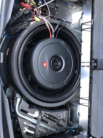 Bose Subwoofer upgrade - AudiWorld Forums