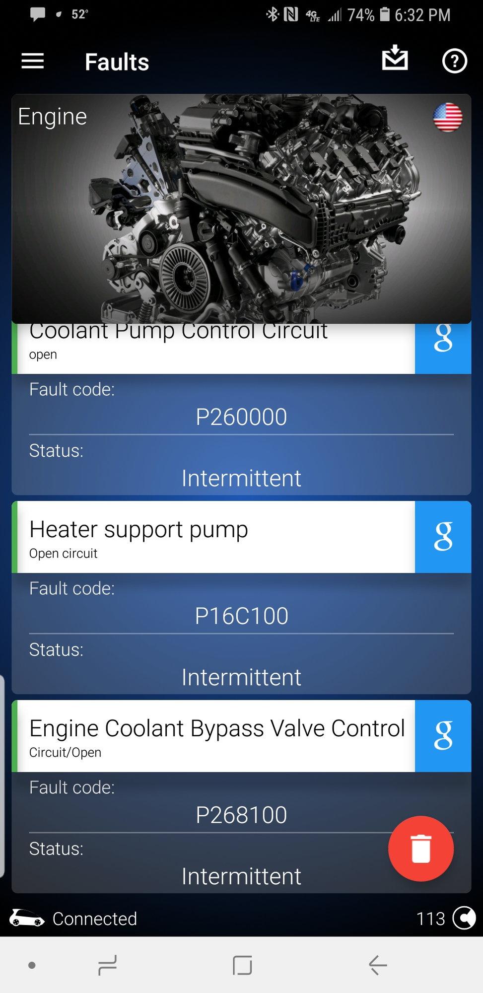 Audi Of Huntington >> Code P268100 Engine Coolant Bypass Valve Control circuit ...
